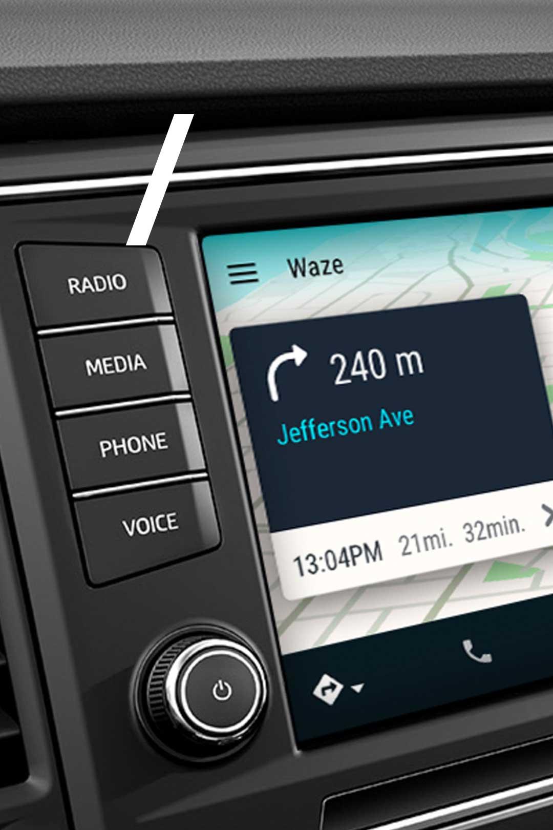 Anúncios no Waze