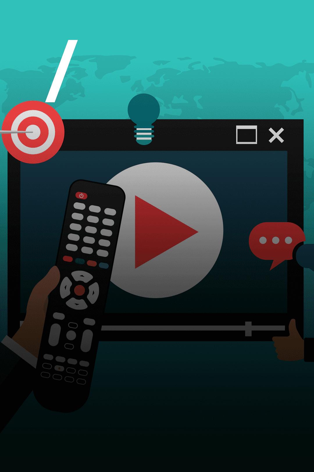Consumo de vídeo