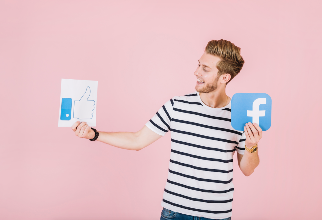 como anunciar conteúdo no facebook