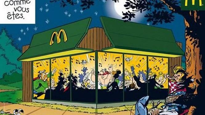 McDonalds França