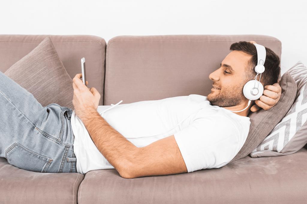benefícios do Spotify