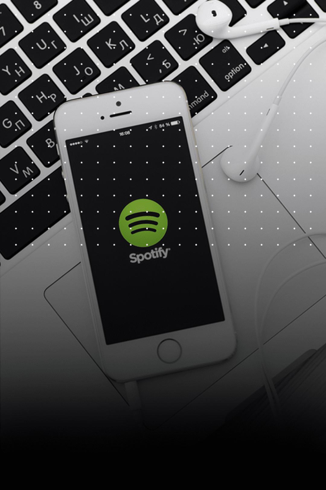 Spotify Millennials Geração Z